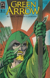 Green Arrow (DC comics - 1988) -10- Here There Be Dragons part 2