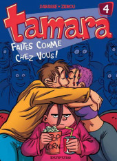 Tamara -4a09- Faites comme chez vous !