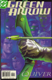 Green Arrow (2001) -4- Quiver chapter four: Membership has its privileges