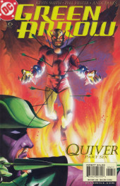 Green Arrow (2001) -6- Quiver chapter six: The hollow man