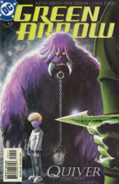 Green Arrow (2001) -9- Quiver chapter nine: The weird world of Stanley and his monster