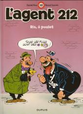 L'agent 212 -12b2009- Ris, Ô poulet