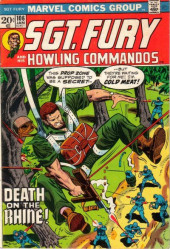 Sgt. Fury and his Howling Commandos (Marvel - 1963) -106- Death on the Rhine !