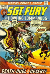 Sgt. Fury and his Howling Commandos (Marvel - 1963) -107- Death-Duel in the desert !