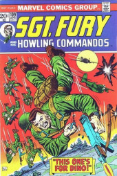 Sgt. Fury and his Howling Commandos (Marvel - 1963) -109- This One's For Dino !