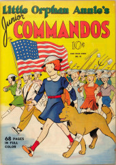 Four Color Comics (Dell - 1942) -18- Little Orphan Annie's Junior Commandos