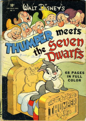 Four Color Comics (Dell - 1942) -19- Thumper Meets the Seven Dwarfs