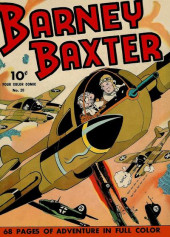 Four Color Comics (Dell - 1942) -20- Barney Baxter