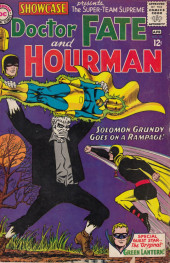 Showcase (1956) -55- Doctor Fate and Hourman: Solomon Grundy goes on a rampage