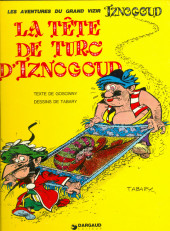Iznogoud -11a80- La tête de Turc d'Iznogoud