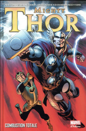 Mighty Thor (Marvel Deluxe) -2- Combustion Totale