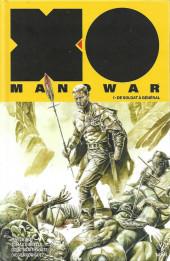 X-O Manowar (2018) -1VC- De soldat à général