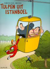 Robbedoes en Kwabbernoot / Robbedoes door... -1- Tulpen uit Istanboel