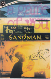 The sandman (DC comics - 1989) -35- 4: Beginning To See The Light [A Game of You Part 4]