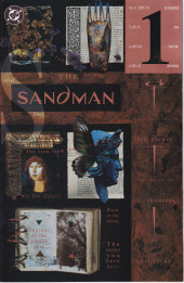 Sandman (The) (1989) -41- Brief Lives 1