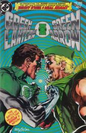Green Lantern/ Green Arrow (1983) -1- No evil shall escape my sight!/ Journey to desolation!