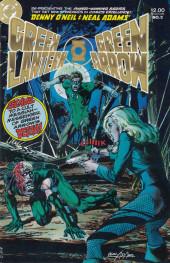 Green Lantern/ Green Arrow (1983) -2- A kind of love, a way of death/ Ulysses Starr is still alive