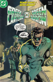 Green Lantern/ Green Arrow (1983) -6- They say it'll kill me but they won't say when/ Earthquake beware my power