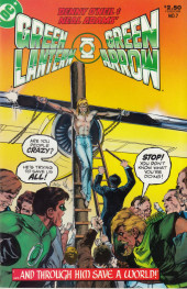 Green Lantern/ Green Arrow (1983) -7- ...And through him save the world/ The killing of an archer