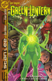 Just Imagine Stan Lee With... - Dave Gibbons creating Green Lantern