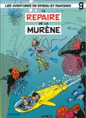 Spirou et Fantasio -9h09- Le repaire de la murène
