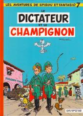 Spirou et Fantasio -7h07- Le dictateur et le champignon