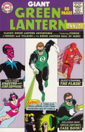 Green Lantern Vol.2 (DC comics - 1960) -AN01- Giant Green Lantern annual 1