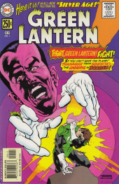 Silver Age: Green Lantern (2000) -1- Alone...against injustice!