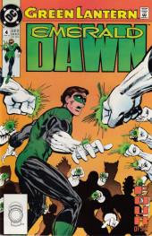 Green Lantern: Emerald Dawn (1989) -4- The Corps