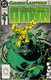 Green Lantern: Emerald Dawn (1989) -5- The Test