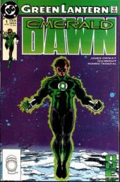 Green Lantern: Emerald Dawn (1989) -1- The Sign