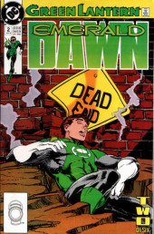 Green Lantern: Emerald Dawn (1989) -2- The Trail