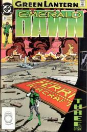 Green Lantern: Emerald Dawn (1989) -3- The Ring