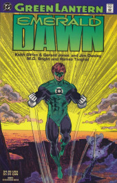 Green Lantern: Emerald Dawn (1989) -INT- Green Lantern: Emerald Dawn