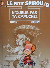 Le petit Spirou -6c2011- N'oublie pas ta capuche !