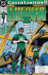 Green Lantern: Emerald Dawn II (1991) -2- Balance of Power