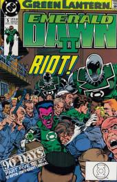 Green Lantern: Emerald Dawn II (1991) -5- The Price of Power