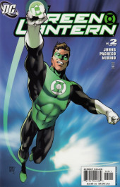 Green Lantern (2005) -2- No fear