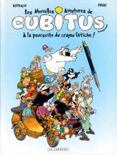 Cubitus (Les nouvelles aventures de) -13- A la poursuite du crayon fétiche !