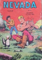 Nevada (LUG) -91- Miki le ranger