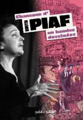 Chansons en Bandes Dessinées  -a07- Chansons d'Edith Piaf en bandes dessinées