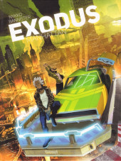 Couverture de Exodus Manhattan -1- Tome 1