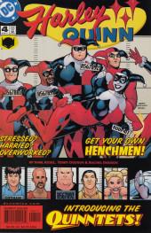 Harley Quinn Vol.1 (DC Comics - 2000) -4- The Wilde Life