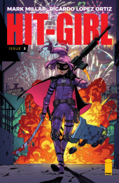 Hit-Girl (2018) -3- Issue 3