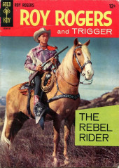 Roy Rogers and Trigger (Gold Key - 1967)