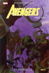 Avengers (The) (L'intégrale) -1INTb18- 1963-1964