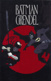Batman/Grendel (1993) -HS- Batman/ Grendel Ashcan