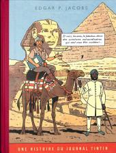 Blake et Mortimer (Les Aventures de) -4TL- Le mystère de la grande pyramide t1