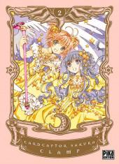 Card Captor Sakura -INT.TL2- Edition Deluxe - Tome 2