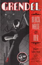 Grendel: Black, White & Red (1998) -1- Grendel: Black, White & Red #1